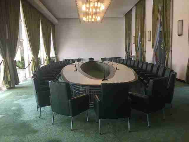 Independence Palace Ministers Cabinet Room