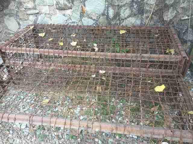 Tiger cage in Saigon