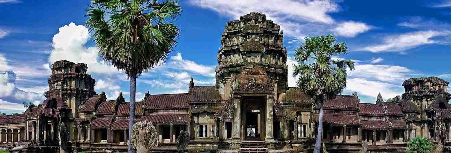 Visiting Angkor Wat in Cambodia