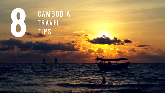 Cambodia Travel Tips Logo