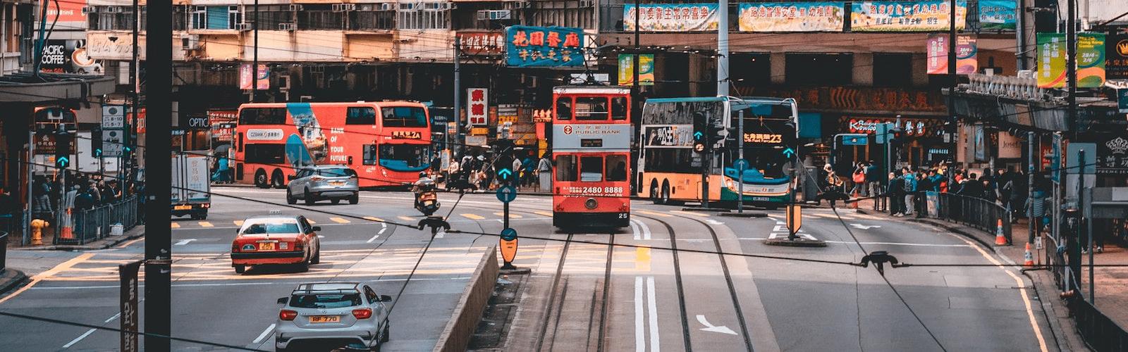 Visiting Hong Kong Day 1