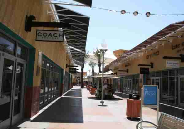 Premium Outlets in North Vegas
