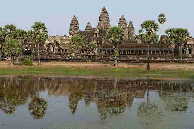 Angkor Temples in Siem Reap
