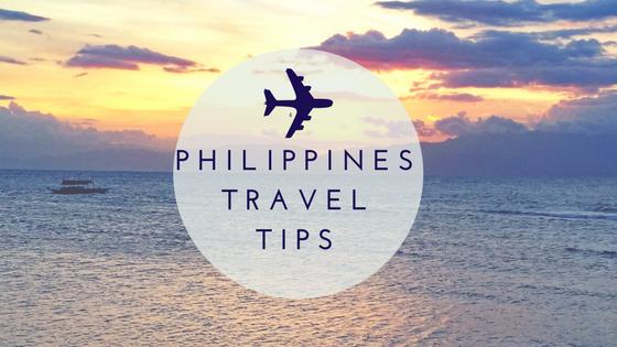 Philippines travel tips Logo
