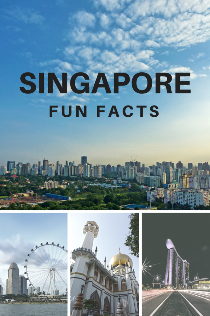 How Fun Facts About Singapore Could Get You on omg! Insider