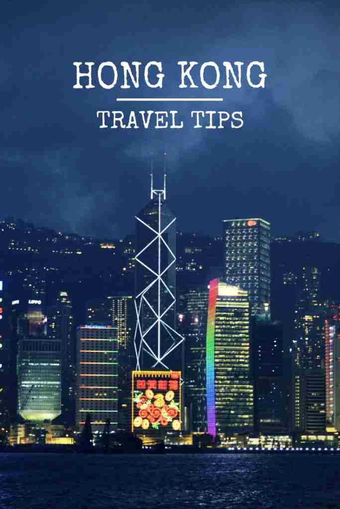 Unbelievable Hong Kong Travel Tips That Will Help your Trip To Hong Kong