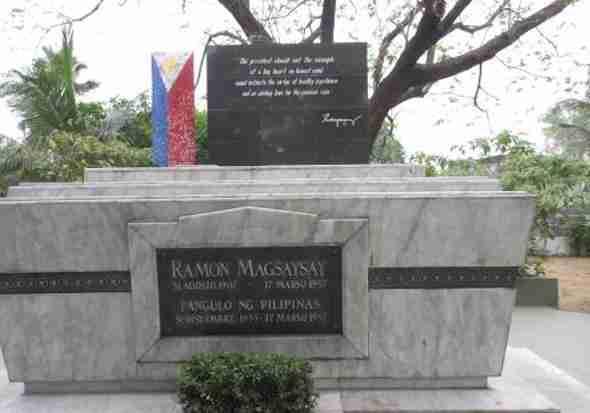 Tomb at Manila North Cemetery