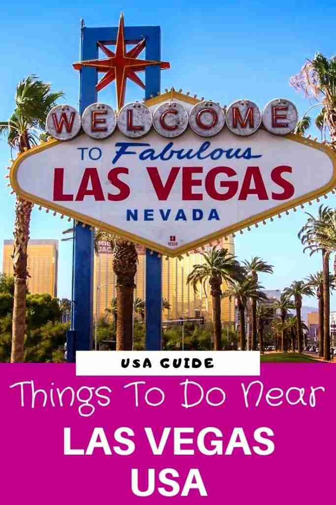 things to do in las vegas usa