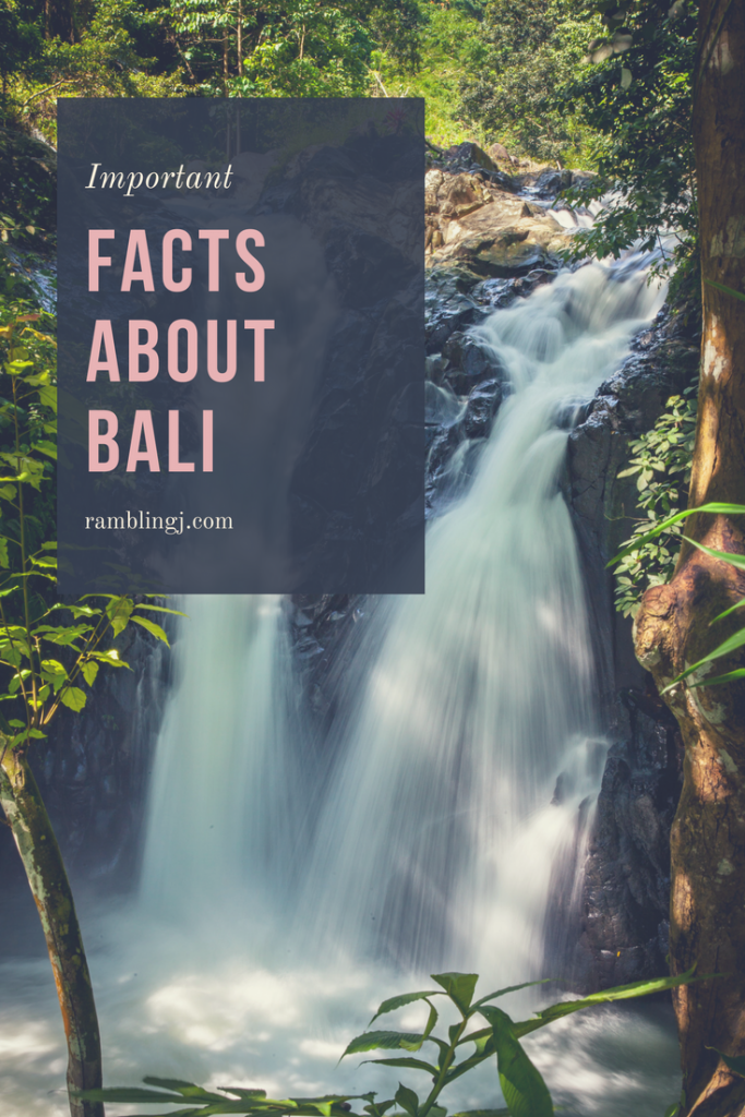 Important Facts About Bali That Nobody Told You About