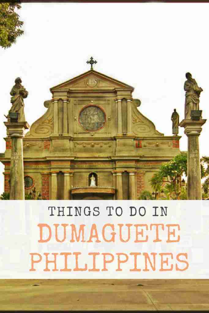 The Simple Guide To Things To Do in Dumaguete Philippines