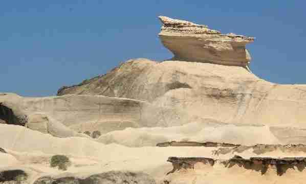 Kapurpurawan Rock Formation in Pagudpud