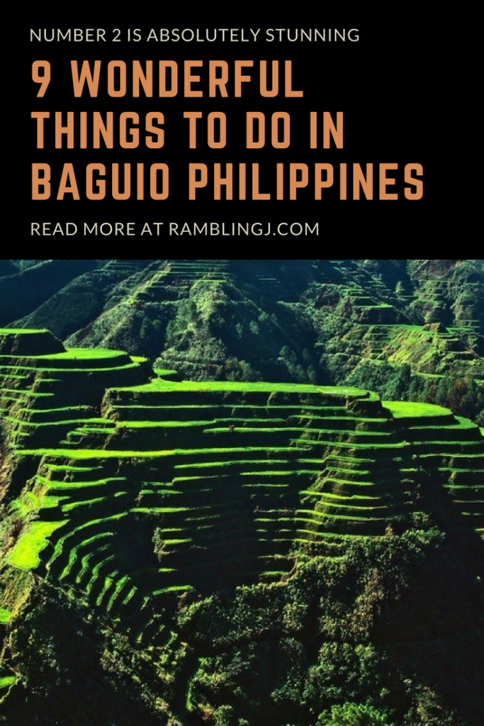 9 Wonderful Things To Do In Baguio Philippines. Number 2 is Absolutely Stunning