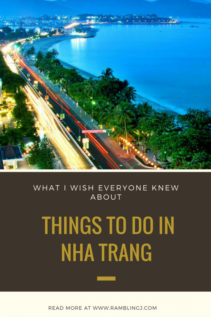 What I Wish Everyone Knew About Things To Do In Nha Trang