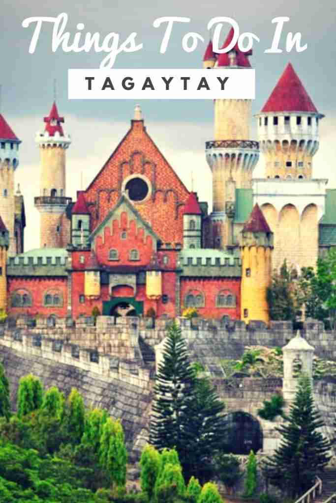 Things To Do In Tagaytay Philippines