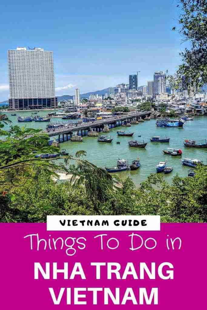 Things To Do in Nha Trang Vietnam