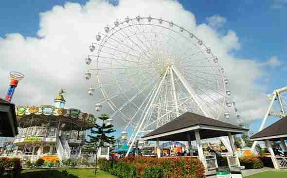 Sky Ranch in Tagaytay