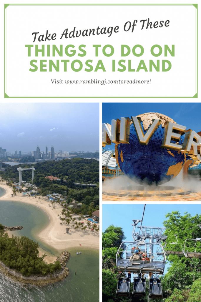 WOW! Take Advantage OfThese Things To Do on Sentosa Island