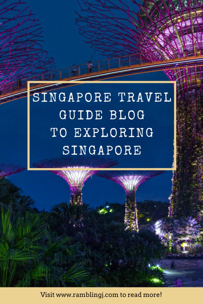 Wow! Singapore Travel Guide Blog To Exploring Singapore