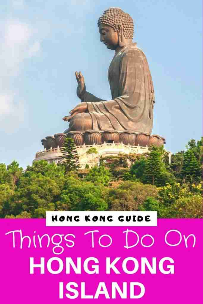 Things To Do On Hong Kong Island