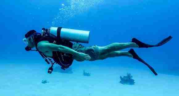 Try Scuba Diving in Bali Indonesia