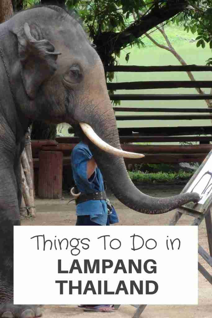 Things To Do in Lampang Thailand