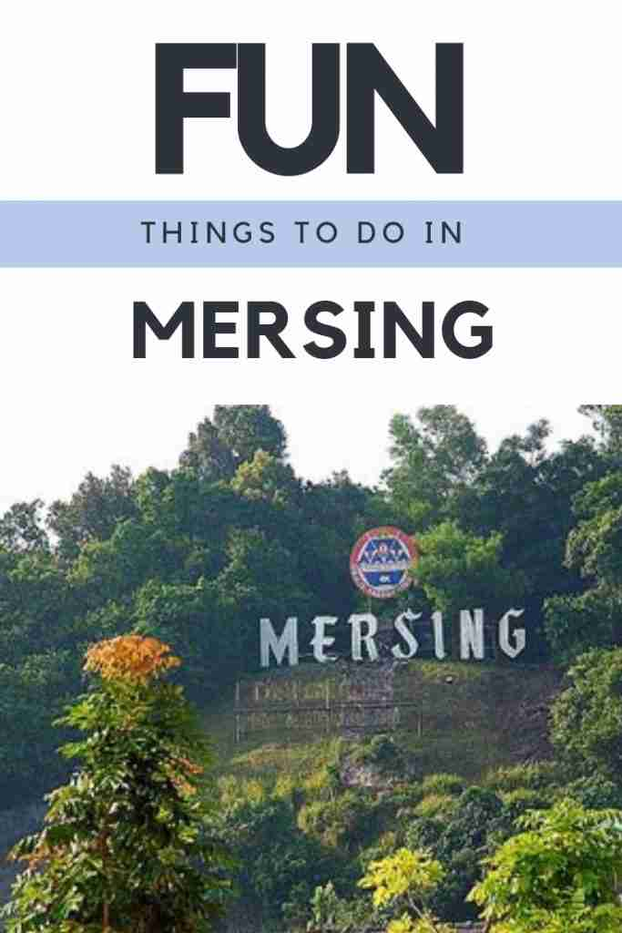 Fun Things To Do in Mersing Malaysia