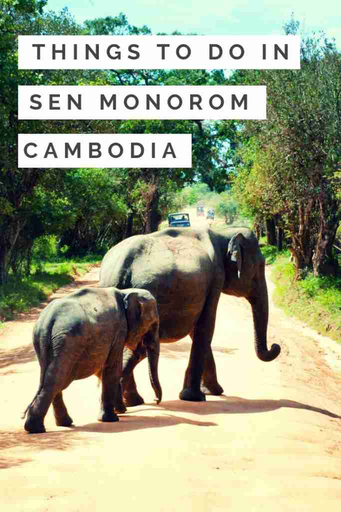 Things To Do in Sen Monorom Cambodia