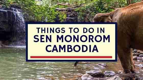 Things To Do in Sen Monorom Cambodia
