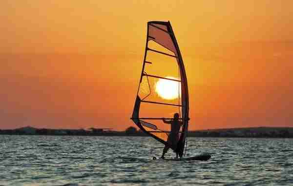Try Windsurfing