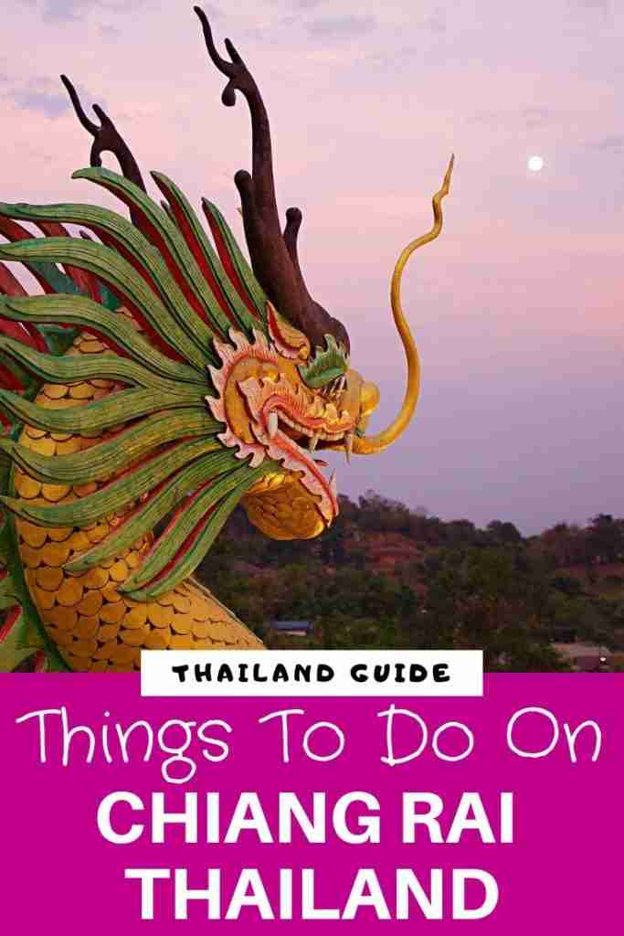 Things To Do in Chiang Rai Thailand
