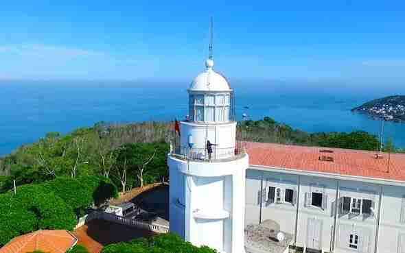 Vung Tau Lighthouse Vietnam