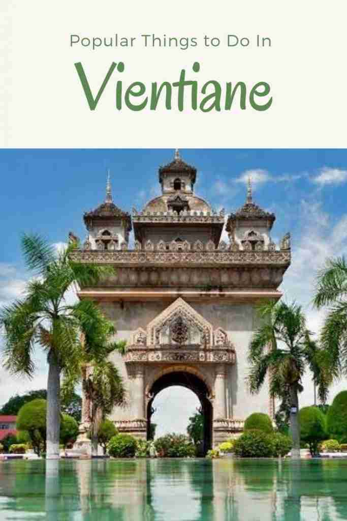 Popular Things to Do In Vientiane Laos