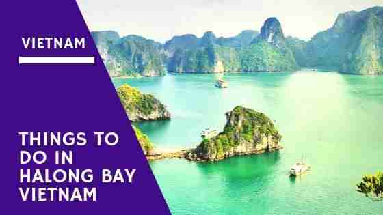 Things To Do in Halong Bay Vietnam Other Than Cruises | Ramblingj