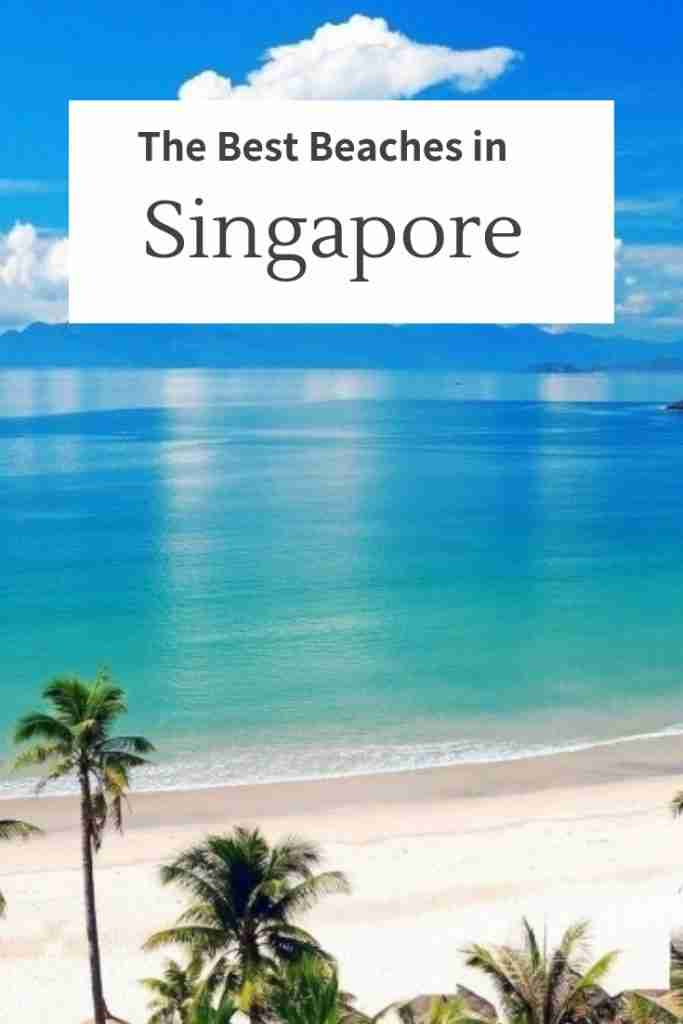 The Best Beaches in Singapore