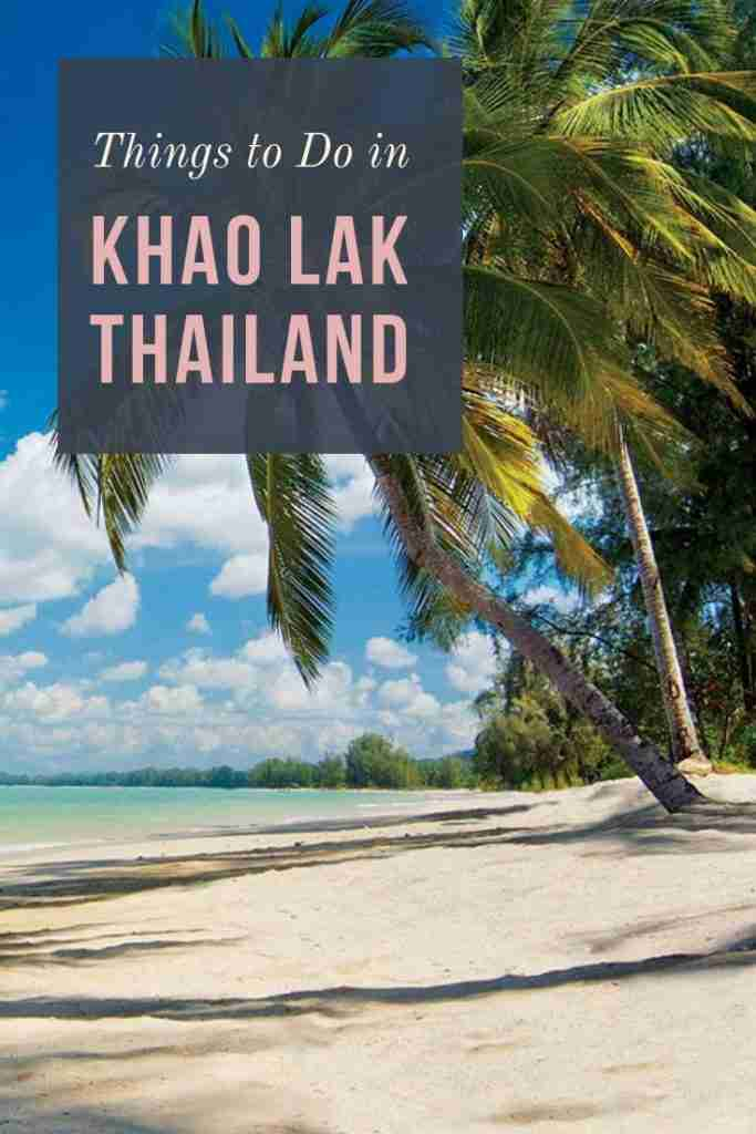 Things To Do in Khao Lak Thailand