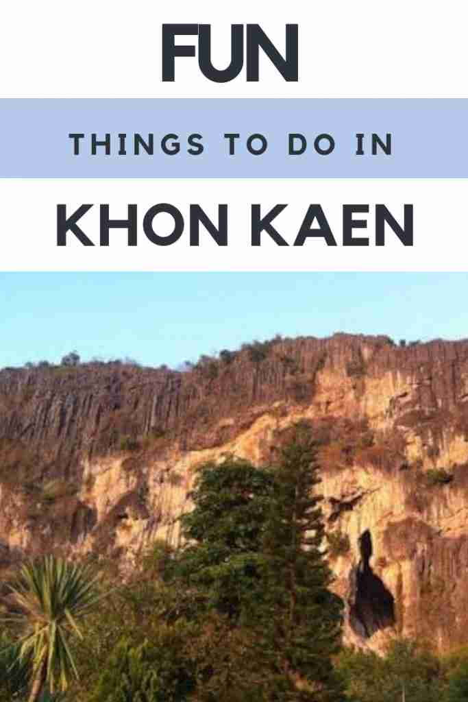 Fun Things To Do in Khon Kaen Thailand