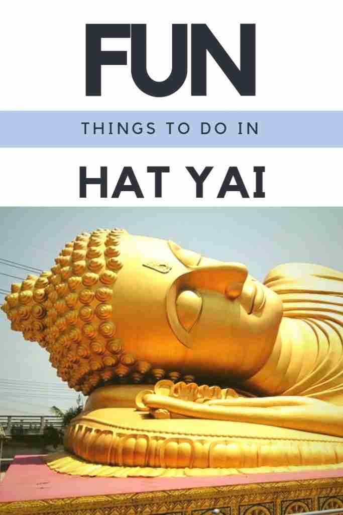 Things To Do in Hat Yai Thailand