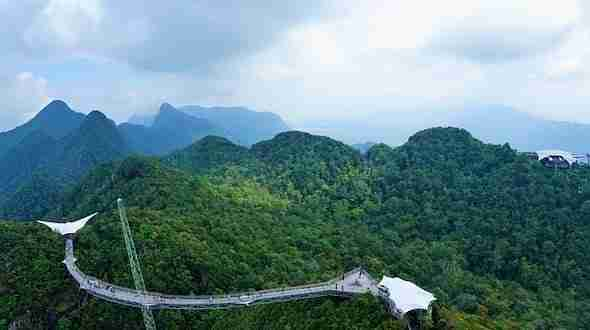 Langkawi's Sky Bridge