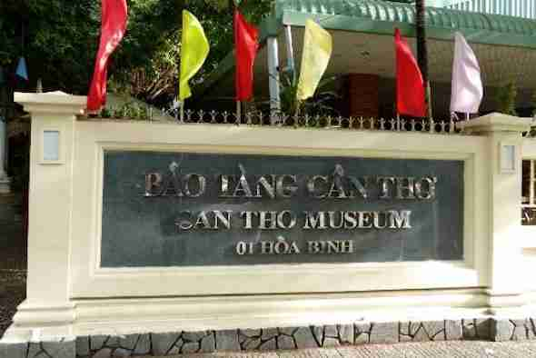 Can Tho Museum