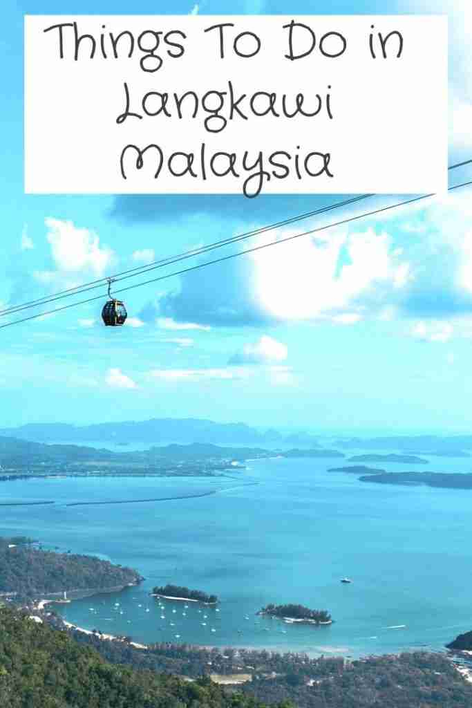 things to do in langkawi malaysia