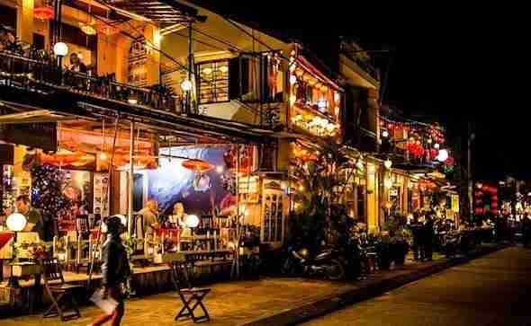 Hoi An's Nightlife