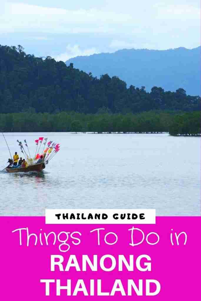Things To Do in Ranong Thailand