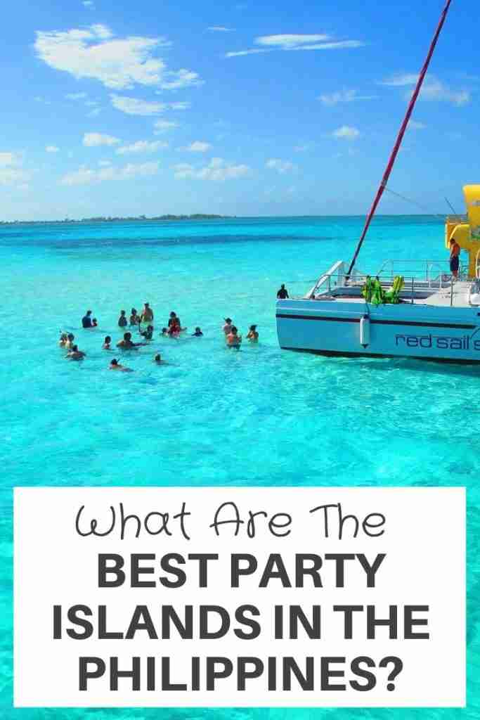 Best Party Islands in The Philippines