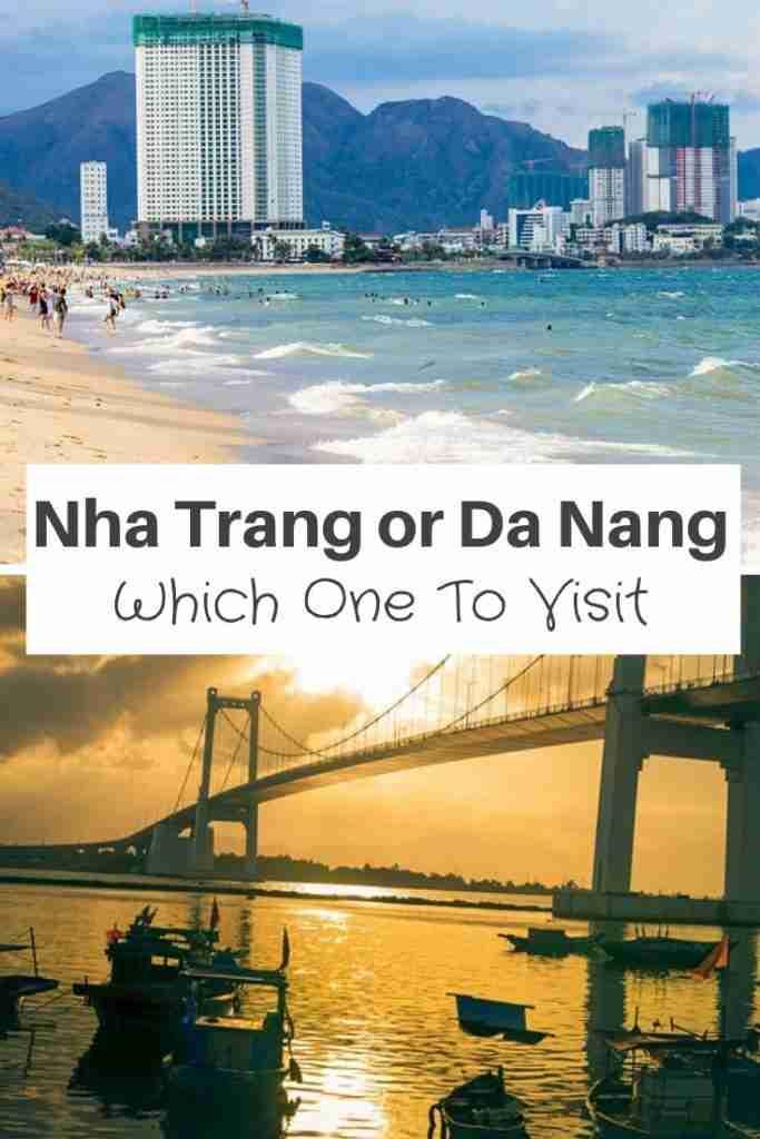 Nha Trang or Da Nang vietnam