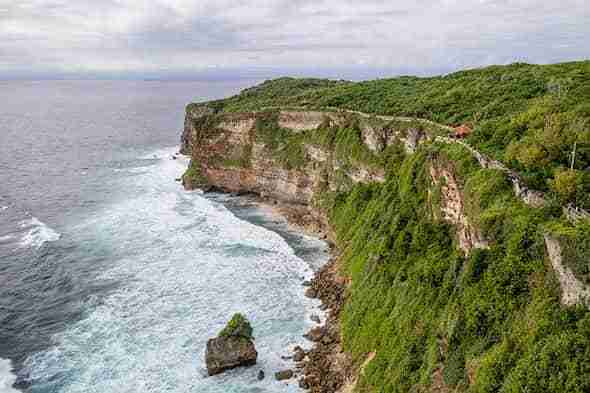 View From Uluwatu