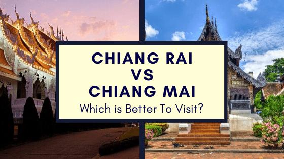 Chiang Rai vs Chiang Mai