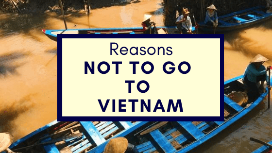 Not To Go To Vietnam
