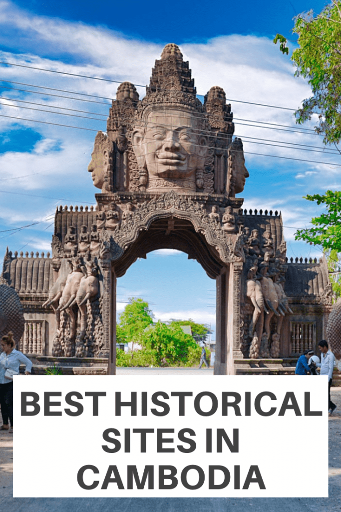 Best Historical Sites In Cambodia